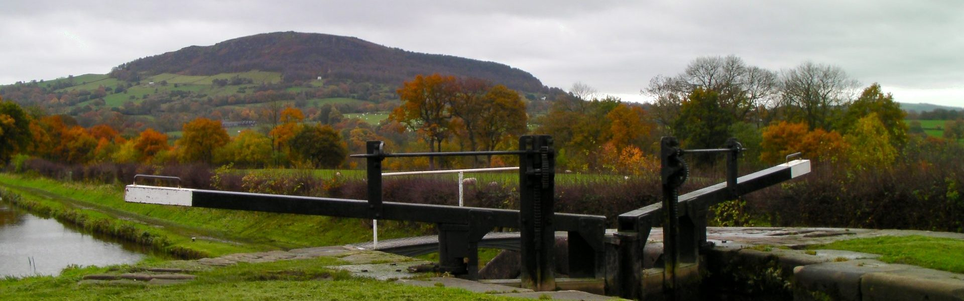 North Rode Locks